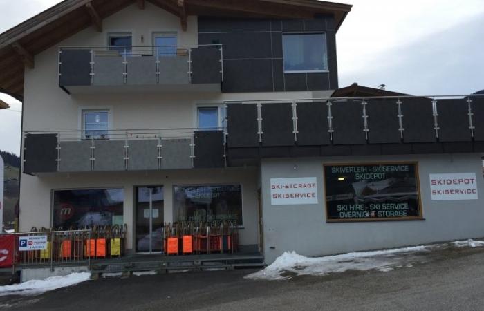 Ski & Boardverleih Niederau